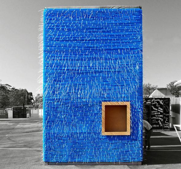 Bluetube bar