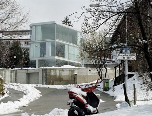 Dům s jednou stěnou