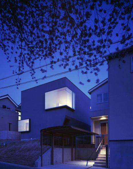 Dům v Suita