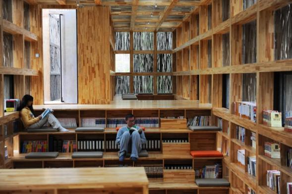 Knihovna Liyuan