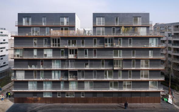 Bytový dům v Boulogne-Billancourt