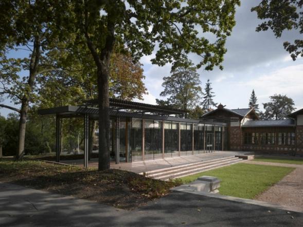 Dostavba pavilonu Grébovka