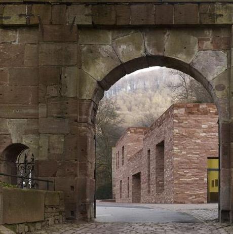 Návštěvnické centrum Heidelberg