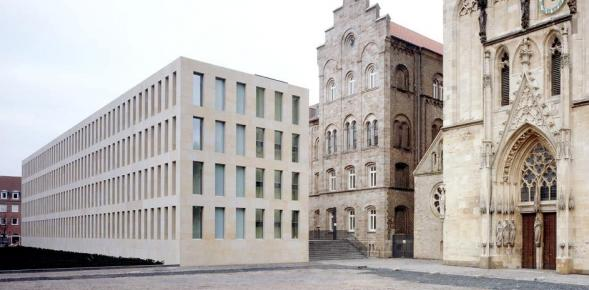 Diecézní knihovna v Münsteru