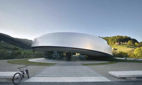 Kulturní centrum evropských vesmírných technologií