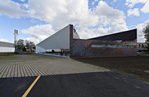 Knihovna v Seinäjoki