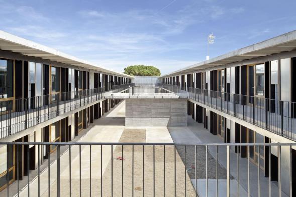 Studentské koleje v St.Cugat