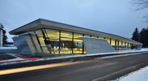 Víceúčelová hala ve Weissenbachu