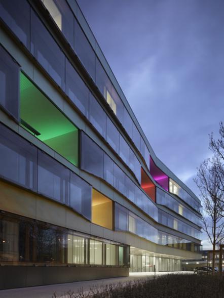 Dětská fakultní nemocnice v Baselu