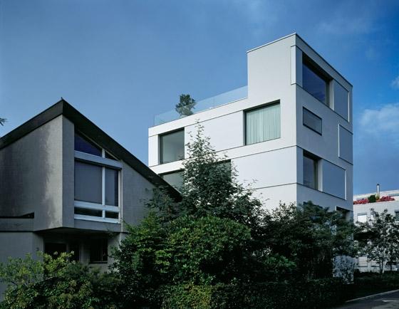 Městský dům v Arrau