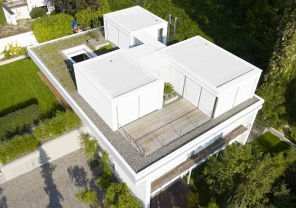 Přestavba domu S Wiesbaden