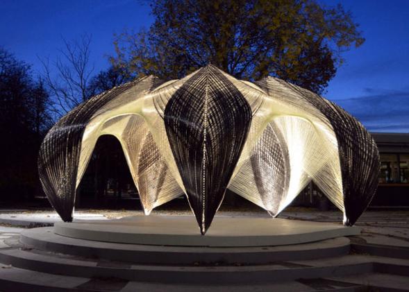 Experimentální pavilón studentů designu