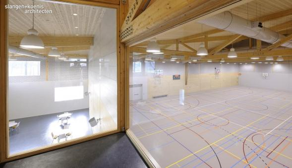Sportovní centrum Nieuw Zuilen