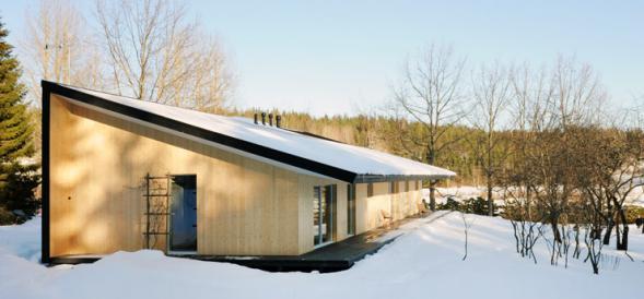 Rodinný dům Ateljee Heikkilä