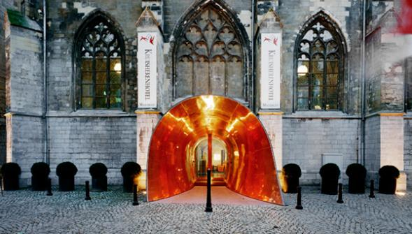 Hotel Kruisherenhotel v Maastrichtu