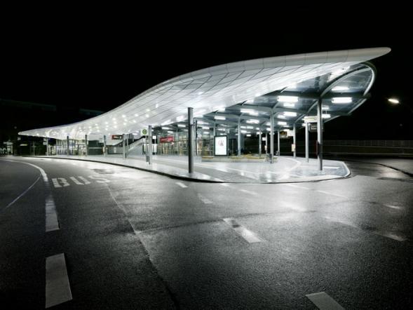 Autobusové nádraží Hamburg