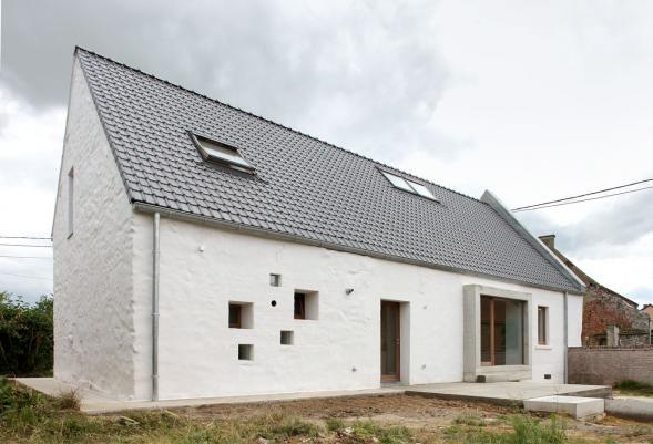 Rekonstrukce vesnického domu