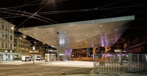 Autobusové nádraží Winterthur