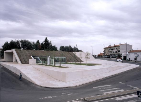 Autobusové nádraží Mogadouro