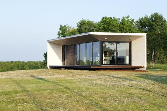 Passion house- prefabrikovaný dům