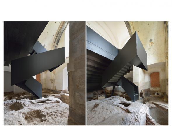 Přestavba dominikánského kláštera
