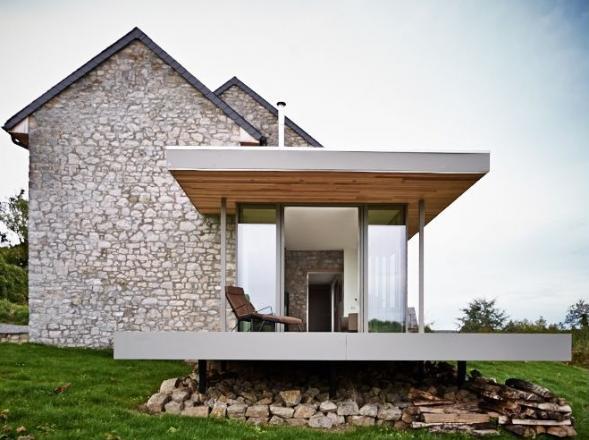 Rozšíření malého domku