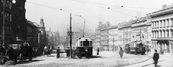 Historická Praha na FB