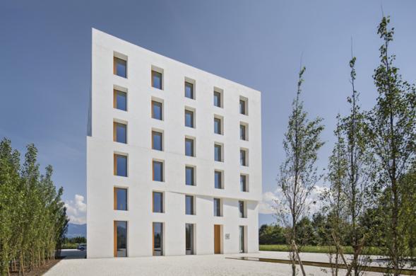 Administrativní budova Lustenau