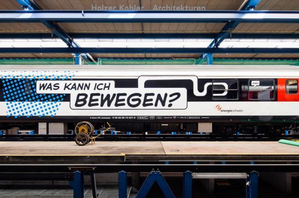 SBB vzdělávací vlak