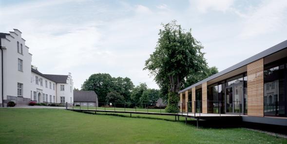 Seminární budova Siggen Manor