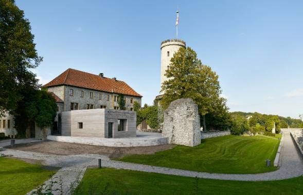 Návštěvnické centrum Bielefeld