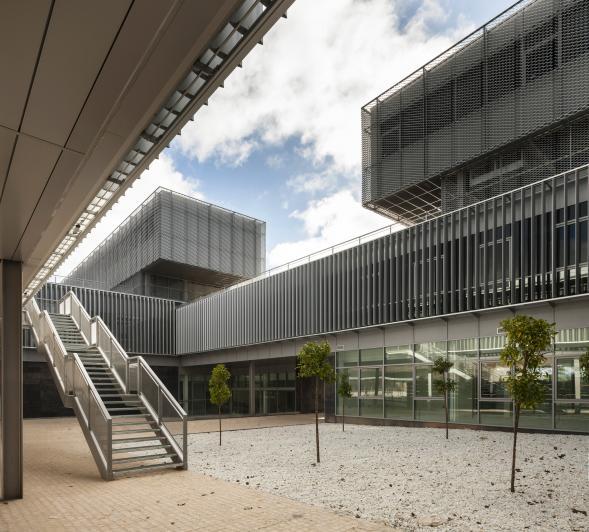 Univerzitní kampus a vědecko-technologický park