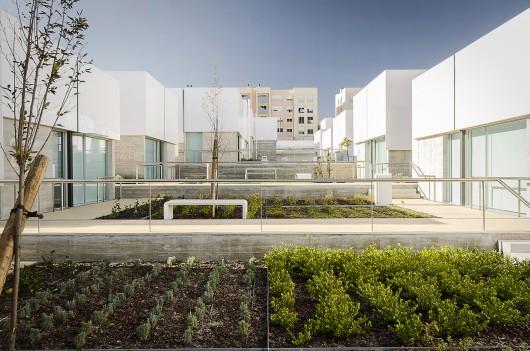 Sociální komplex bydlení v Alcabideche
