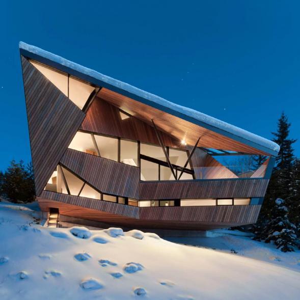 Dům Hadaway v Kanadě