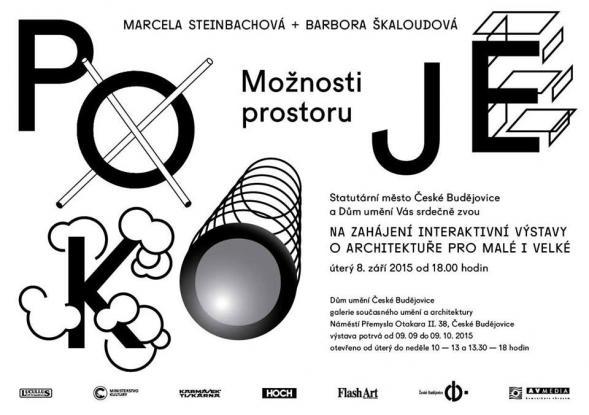 8.9.-9.10.2015 Pokoje- České Budějovice