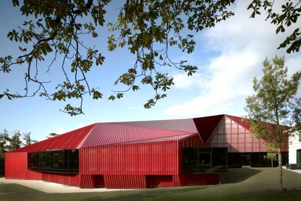 Kulturní centrum Bordeaux Cenon