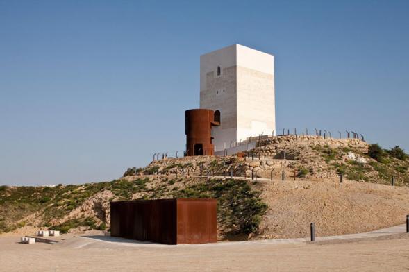 Rekonstrukce veže Huercal-overa