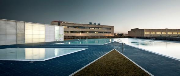Rozšíření městského bazénu