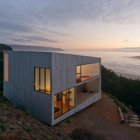 Dům na útesu