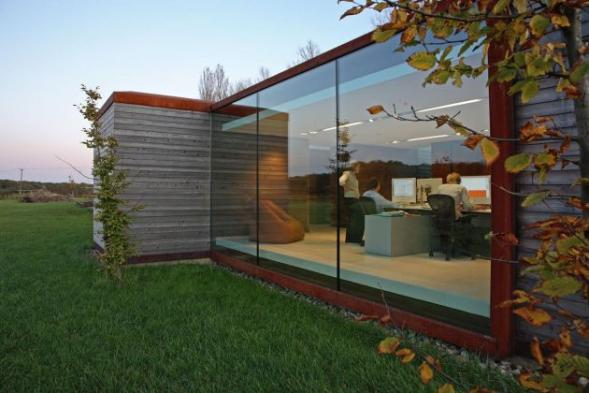 Nicolas Tye Architects Studio