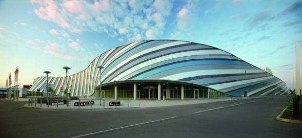 Nákupní centrum Riga Plaza