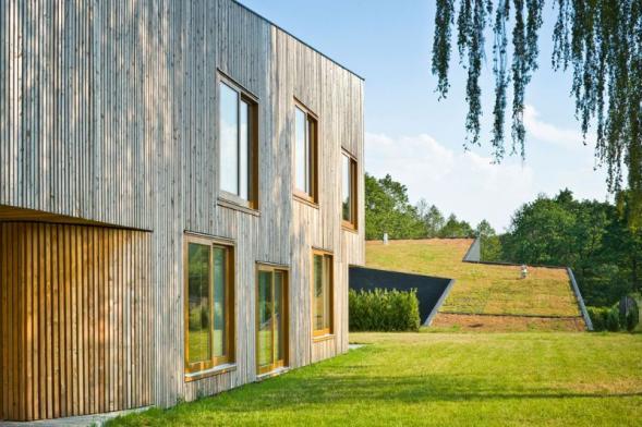 Sousedi se zelenou střechou