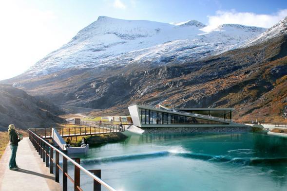 Turistická trasa Trollstingen