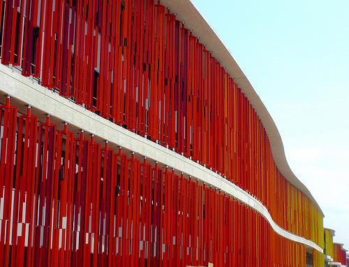 Konverze areálu Expo v Zaragoze