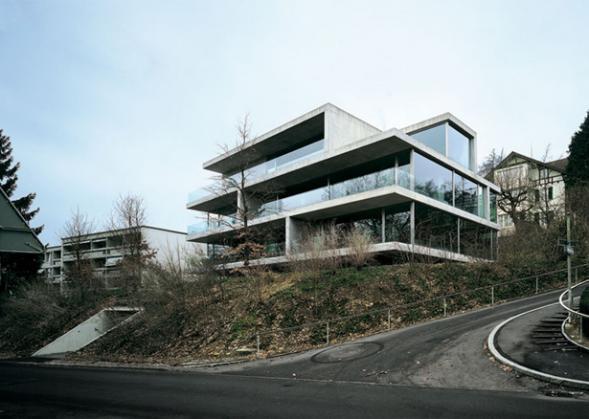 Bytový dům Forsterstrasse