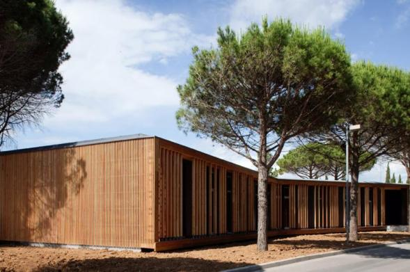 Technické centrum La Grande Motte