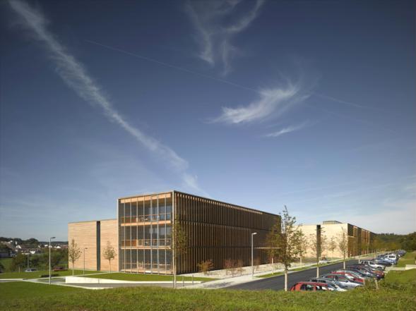 Rozšíření univerzity v Aalen