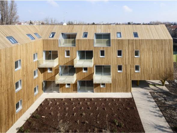 Ekologicky šetrné sociální bydlení