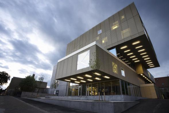 Rozšíření knihovny v Kodani