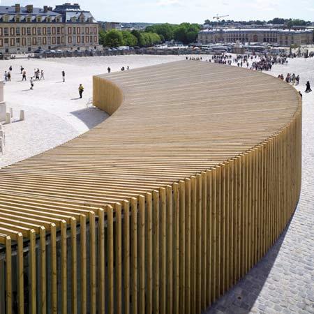 Versailles pavilon